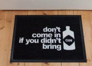 predpražnik gin