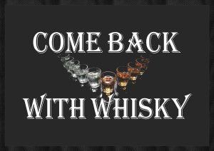 predpražnik whisky