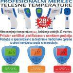 infrardeči  telesne temperature