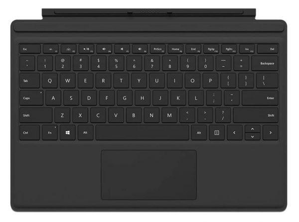 Tipkovnica Microsoft Surface