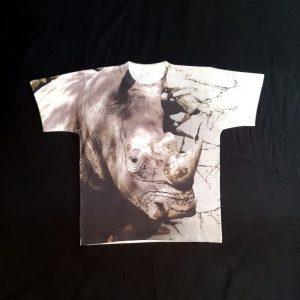 Majica kratki rokav L nosorog