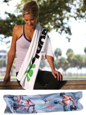 športne brisače